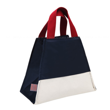 릴리쿠 LILIKU Handy Navy Bag