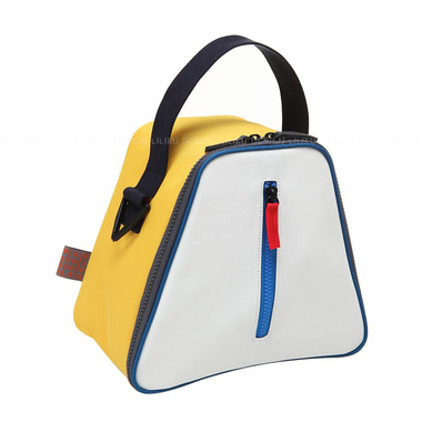 릴리쿠 LILIKU Lunch Bag - Lemon Yellow